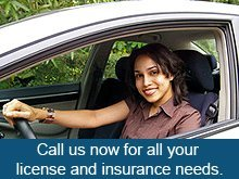Insurance and License Service - Man, WV - Tammy Doty Agency - Call us now for all your license and insurance needs.