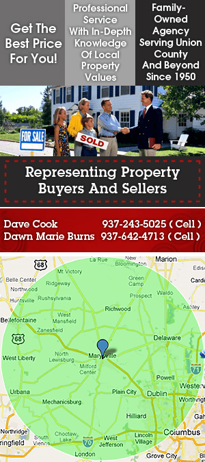 Residential and Commercial Real Estate - Marysville, OH - Cook Real Estate
