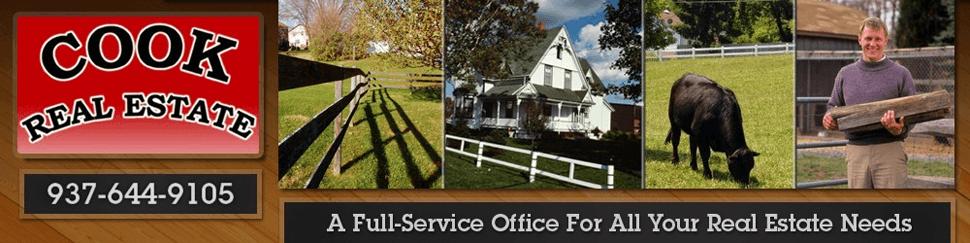 Real Estate - Marysville, OH - Cook Real Estate