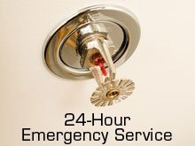 Sprinkler Systems - Coralville, IA - Vrban Fire Protection Inc