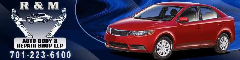 Auto Body Shop - Bismarck, ND - R & M Auto Body & Repair Shop LLP