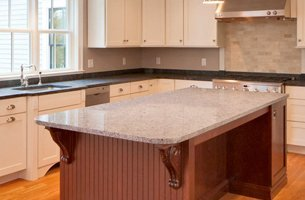 Kitchen Island Countertops | Melbourne, FL | Personal Touch Countertops | 321-255-5044