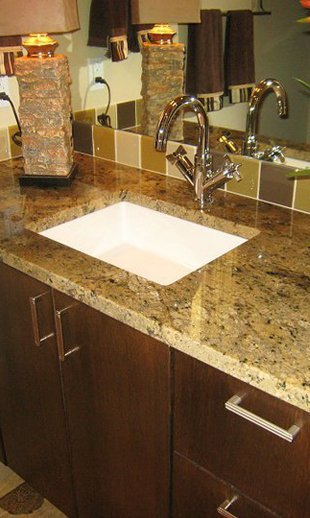 Exceptional Distinctive Countertops Installed With Perfection.