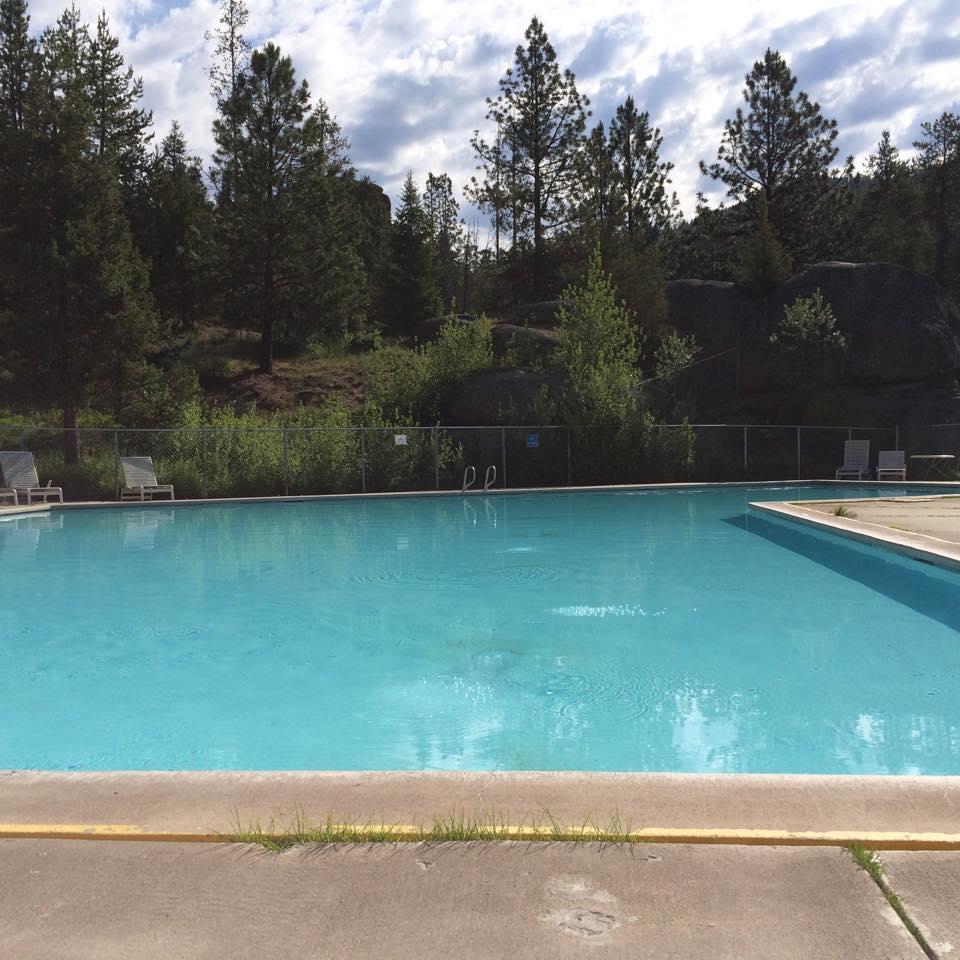hot springs hookup