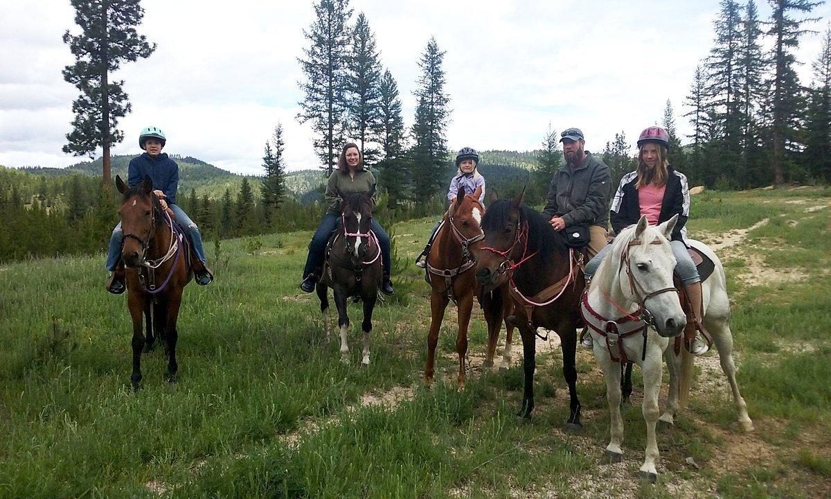 Horseback ride