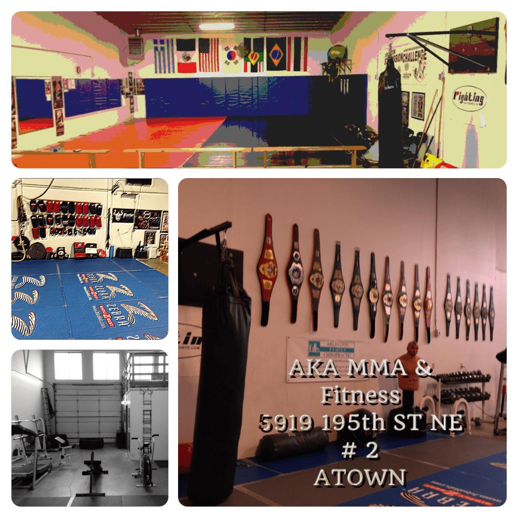 AKA MMA & Fitness Center