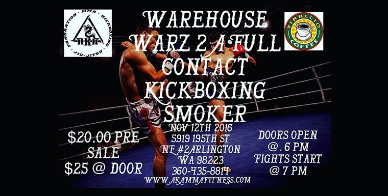 Warehouse Warz