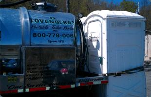 Portable restrooms | Sparta, NJ | D. Lovenberg's Portable Toilet Rentals Inc. | 800-778-0067