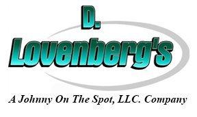 Portable toilets | Andover, NJ | D. Lovenberg's Portable Toilet Rentals Inc. | 800-778-0067