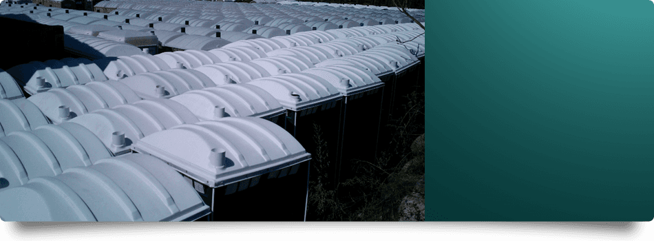 Waste containers | Sparta, NJ | D. Lovenberg's Portable Toilet Rentals Inc. | 800-778-0067
