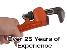 Plumbing Contractor - New Braunfels, TX - Culpepper Plumbing Services, Inc. - Plumber -  Over 25 Years of Experience
