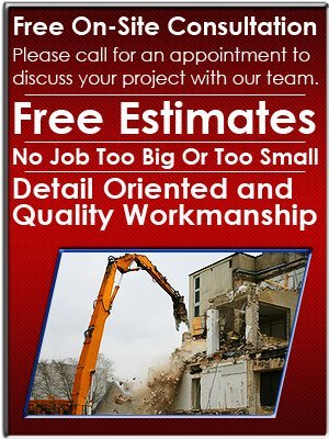 Commercial Excavation - Ansonia, OH - Grow Excavating LLC