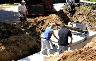 Septic Tanks Removal
