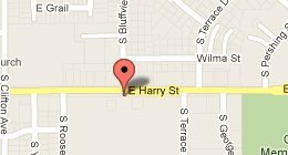 Ace Hardware  4183 E. Harry Street, Wichita, KS 67218