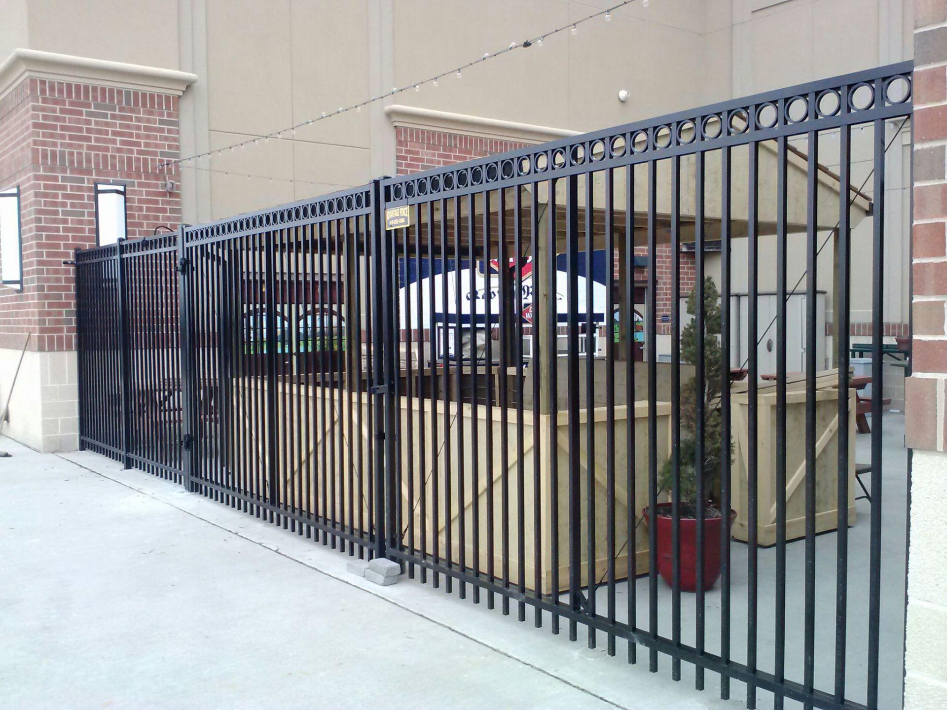 Advantage fence fences easton pa