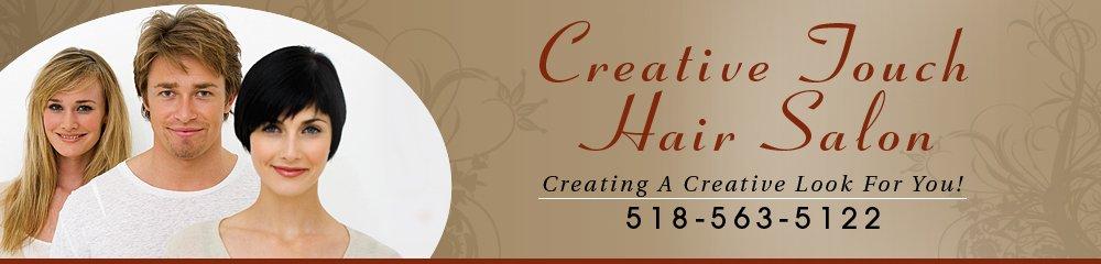 Hairdressers Plattsburgh, NY - Creative Touch Hair Salon