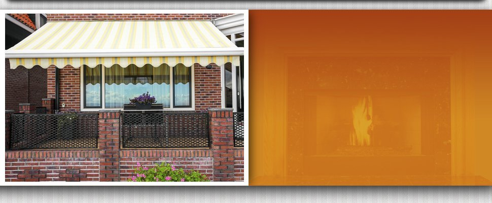 Residential Awning | Canton, CT | Valley Fireplace & Stove, LLC | 860-693-3404