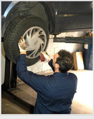 Tire Service   Coatesville, PA   Newlin's Auto Service Inc   610-383-4636