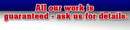 Oil Change - Queen Anne MD - Daves Riverside Garage - All our work is guaranteed - ask us for details.