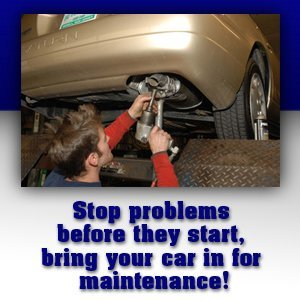 Truck Lifts - Queen Anne MD - Daves Riverside Garage - Stop problems before they start, bring your car in for maintenance!