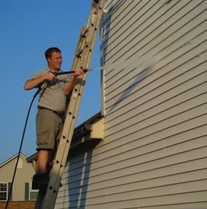 Tips Amp Tricks Cleaning Vinyl Siding