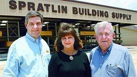Spratlin Building Supply, Inc. staff