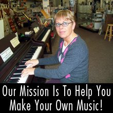 Piano Lessons - Painesville, OH - Pfabe's Music