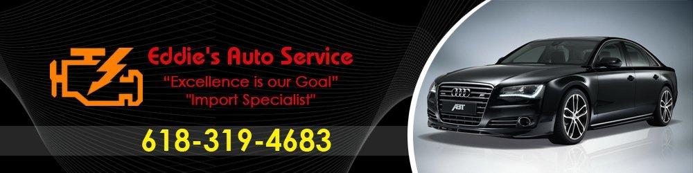 Import Repair Specialist - Carbondale, IL - Eddie's Auto Service
