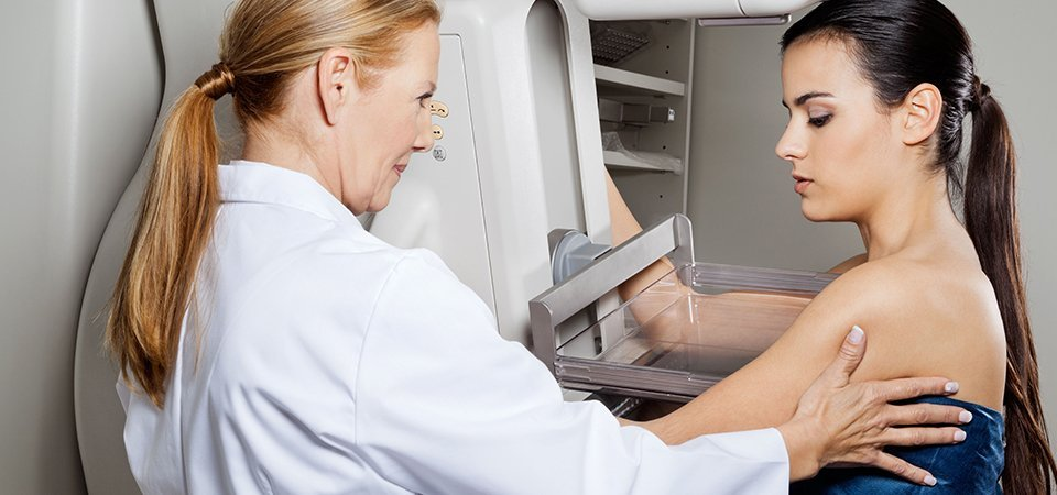 Mammogram test
