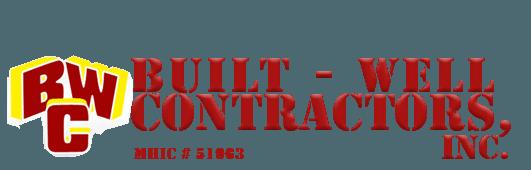 Built - Well Contractors, Inc.