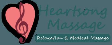 Heartsong Massage Relaxation & Medical Massage - logo