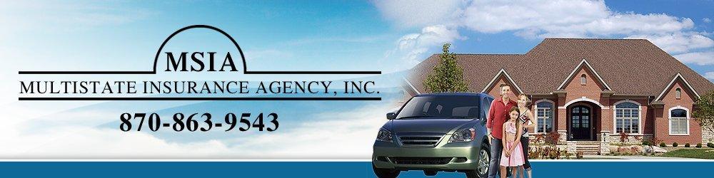 Insurance Company - El Dorado, AR - Multistate Insurance Agency Inc