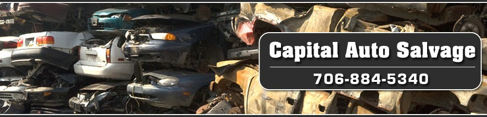 Automotive Lagrange, GA - Capital Auto Salvage
