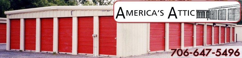 Commercial Storage - Thomaston, GA - America's Attic