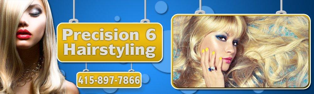 Haircut, Hair Salon, and Beauty Salon- Novato, CA - Precision 6 Hairstyling