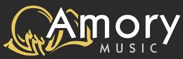 Amory Music - Logo