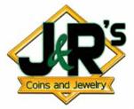 J & R's Coins & Jewelry - Logo