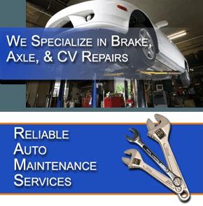 Auto Maintenance  - Cocoa Beach, FL - Dave's Tire & Automotive Services