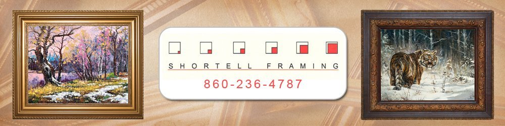 Picture Frames - Hartford, CT - Shortell Framing