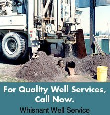Well Drilling - Hickory, NC - Whisnant Well Service