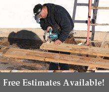Carpentry Services - Sullivan, IL - Standerfer Bros. General Contractors, Inc.
