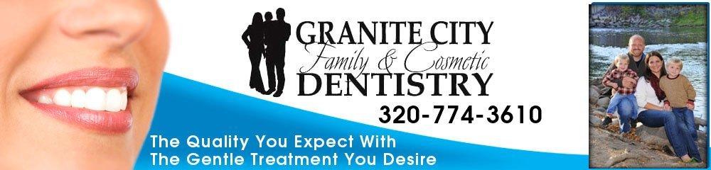 Family Dentistry - Saint Cloud, MN - Granite City Family & Cosmetic Dentistry