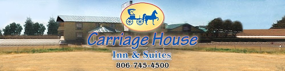 Motel - Lubbock, TX - Carriage House Inn & Suites