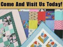 Quilt Shop - Del Norte, CO - Kathy's Fabric Trunk