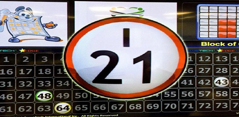 Bingo game numbers