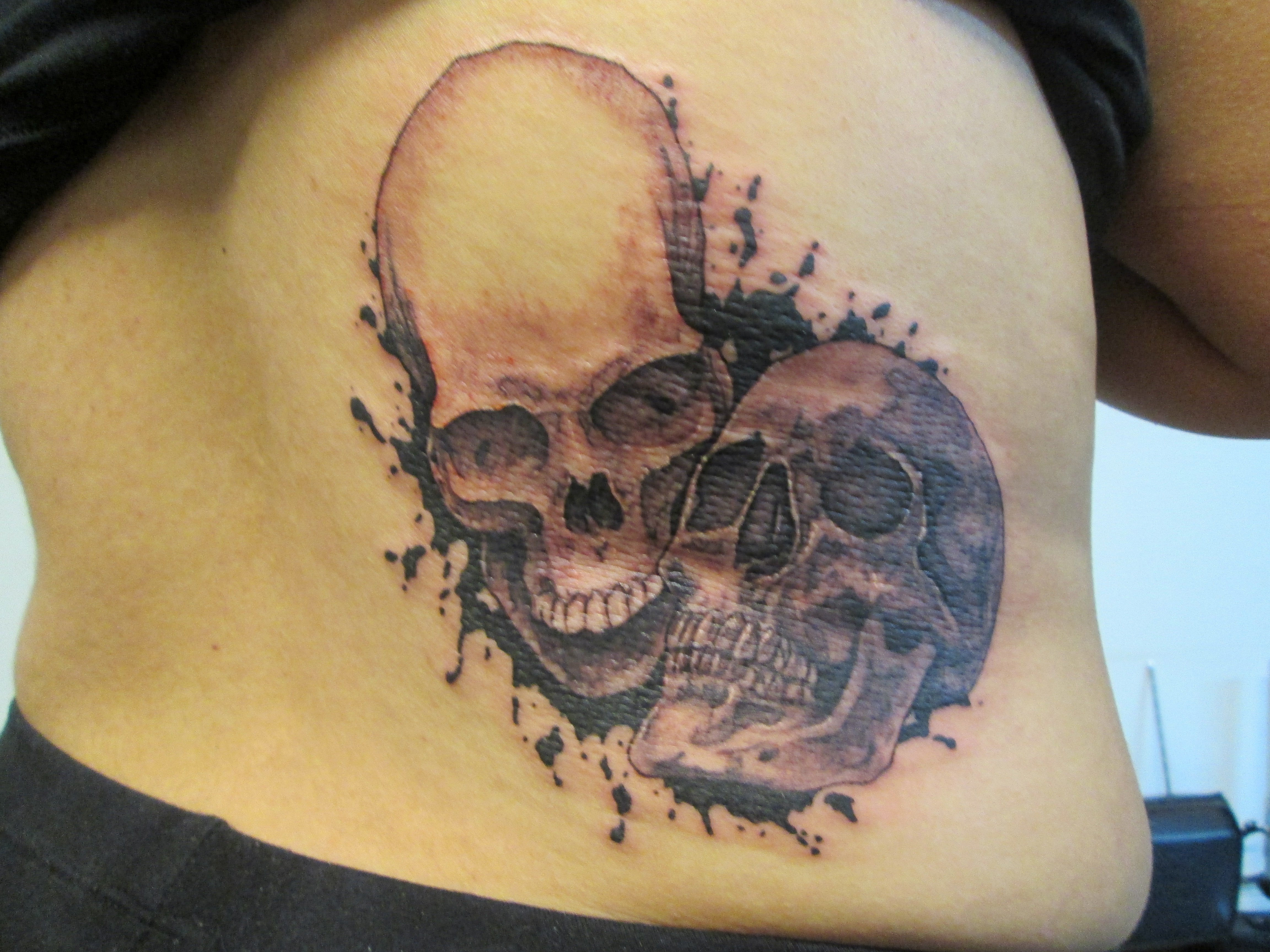 Rob Wilkinson's Tattoo Work