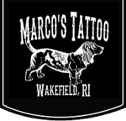 Marco's Tattoo-Logo