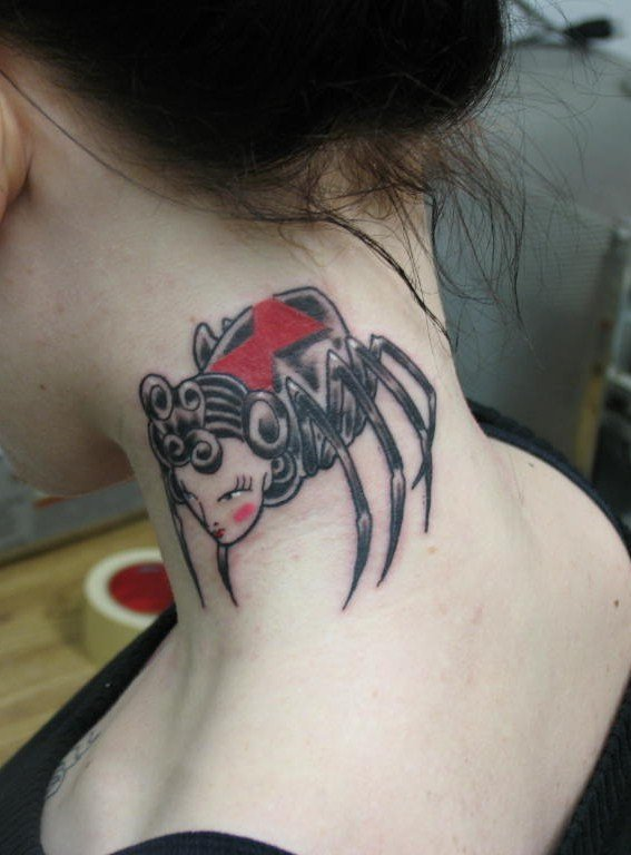 Aaron Marco Tattoo