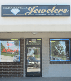 Merrillville Jewelers Exterior