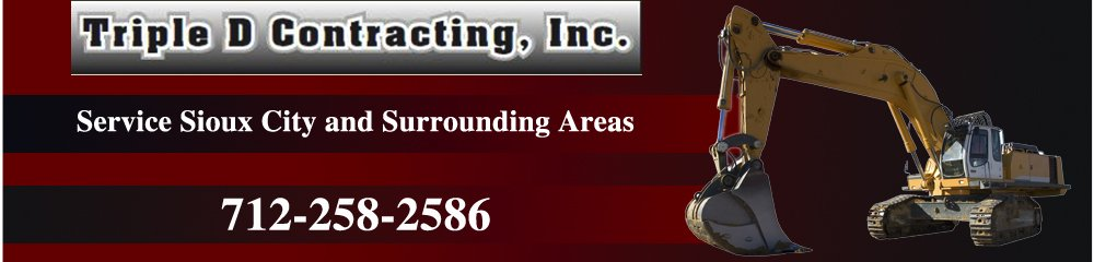 General Contractor - Sioux City, IA  - Triple D Contracting, Inc.